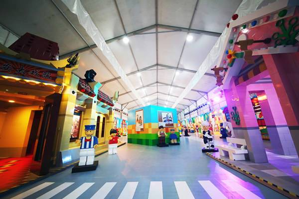 积木宝贝——企业VR展厅